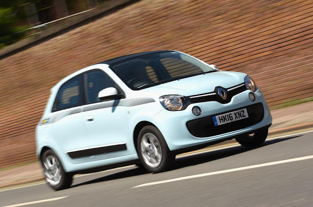 2016 Renault Twingo The Colour Run