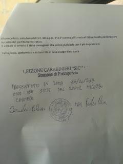 """Governo illegittimo, il """"Popolo Sovrano"""" comunica """"l'arresto"""" al deputato Ettore Rosato"""