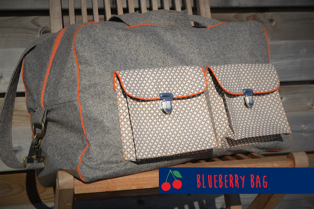 Blueberry Bag|Juffrouw Kersjes