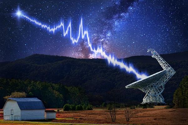 Μυστηριώδες αντικείμενο προβληματίζει τους αστρονόμους. Στέλνουν μήνυμα οι εξωγήινοι; Βιντεο