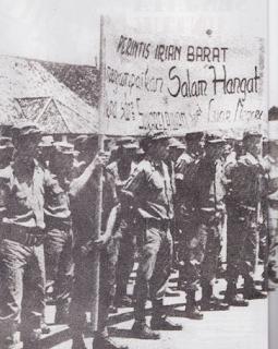 Trikora ( Tri Komando Rakyat ) : Pengertian, Isi dan Tujuan