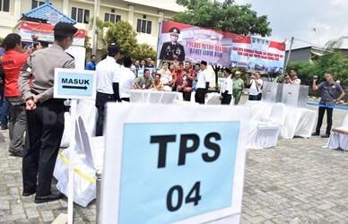 DPT Kota Tanjungpinang yang Ditetapkan KPUD Tanjungpinang adalah 141.777