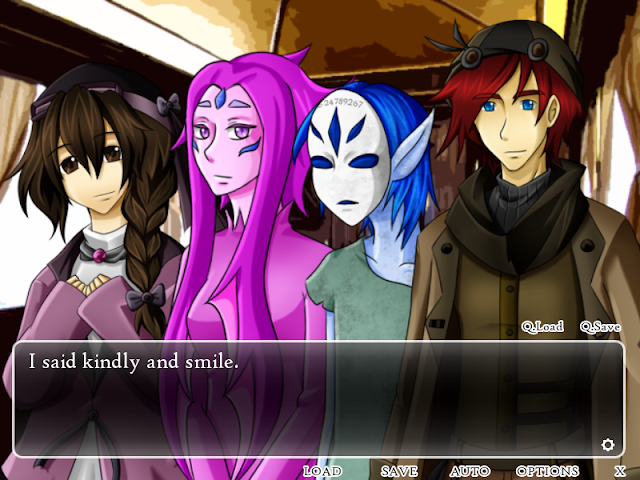 Nila Dhuma Kinetic Visual Novel for PC and Android 04