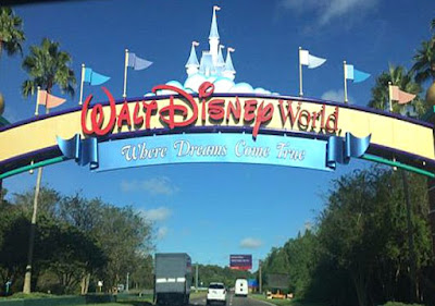 Welcome to Disney World in Orlando Florida