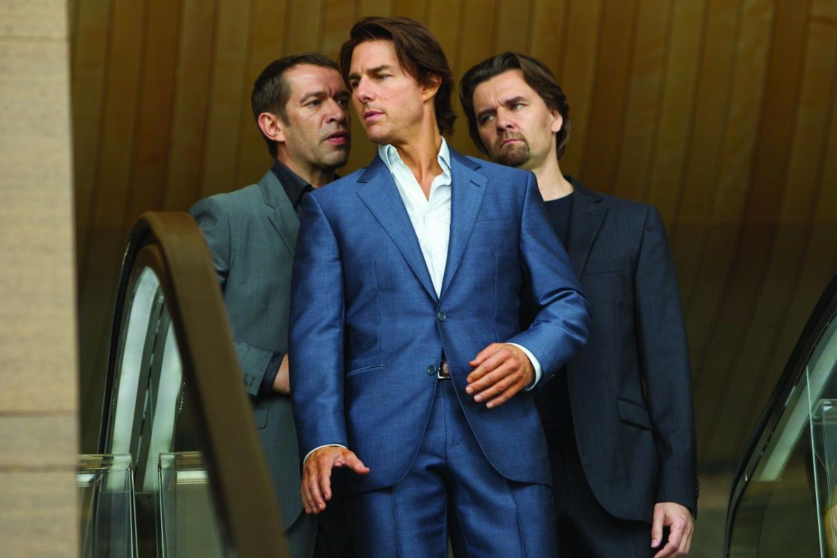 Movie Review Mission Impossible Ghost Protocol 2011 The Ace