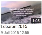 Lebaran 2015