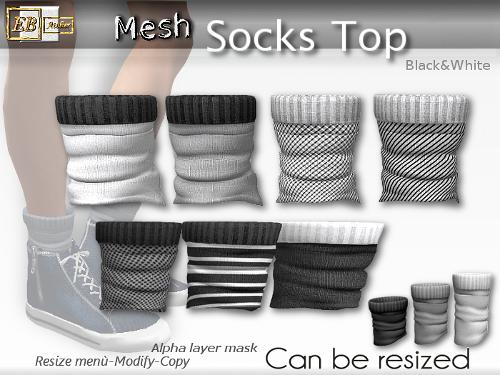 https://marketplace.secondlife.com/p/EB-Atelier-MeshSocks-Top-BLACKWHITE-Modify-Resize-italian-designer/9291383