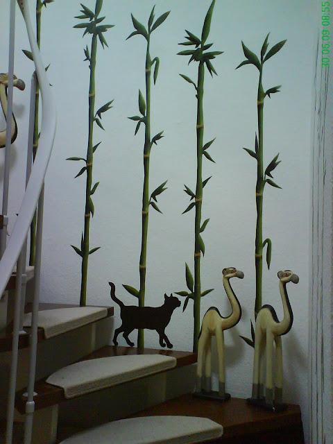 dee s home life luckycats treppen deko stufen teppich. Black Bedroom Furniture Sets. Home Design Ideas