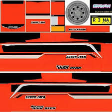 Dowmload Livery Bus Subur Jaya