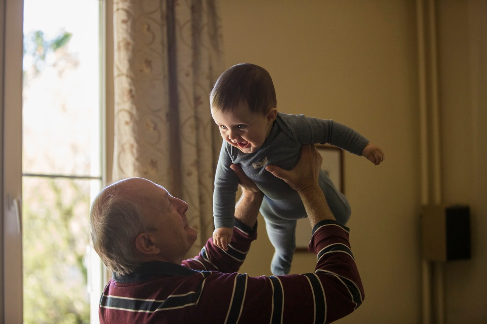 Grandparents Can Help Children Grow Up Happier According To Oxford University