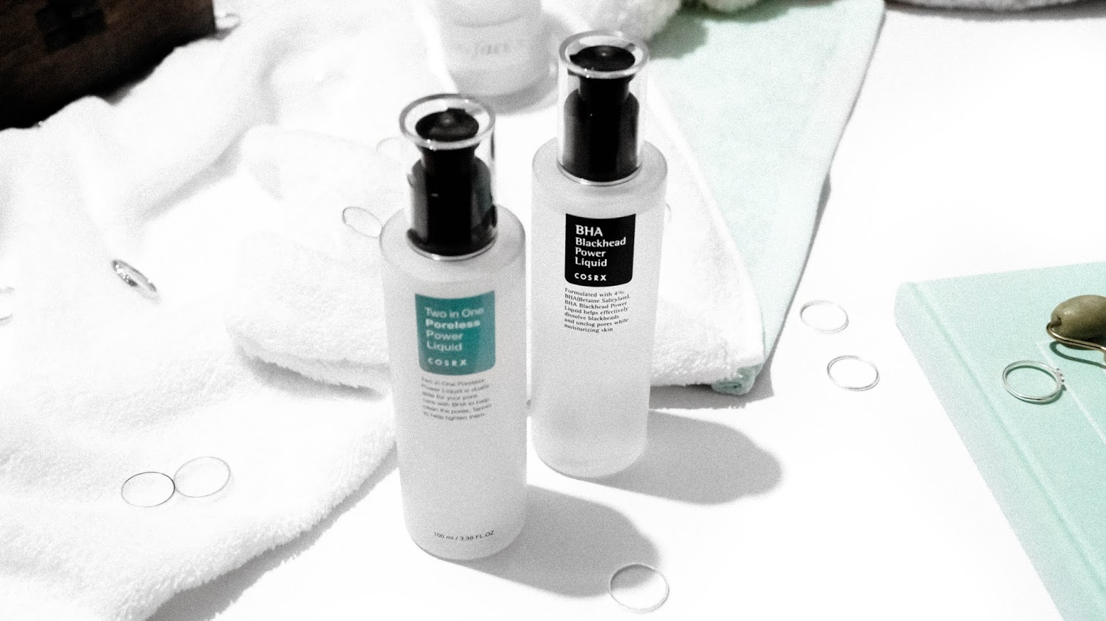 Review: COSRX Two in One Poreless Power Liquid* | Biscuits