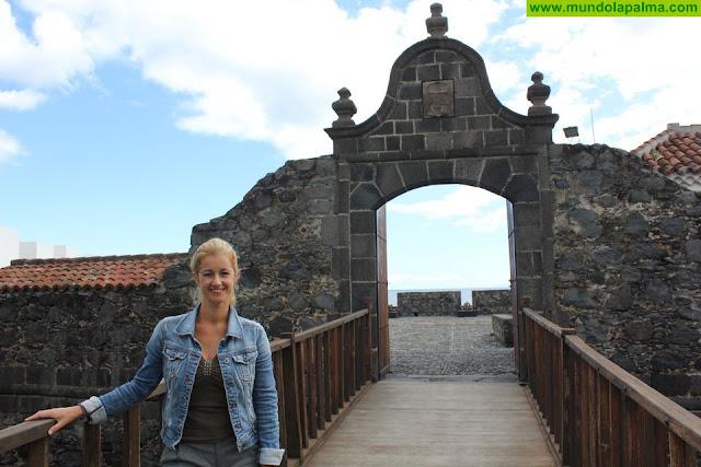 El Ayuntamiento de Santa Cruz de La Palma celebra el comienzo de los trabajos arqueológicos en el Castillo de Santa Catalina
