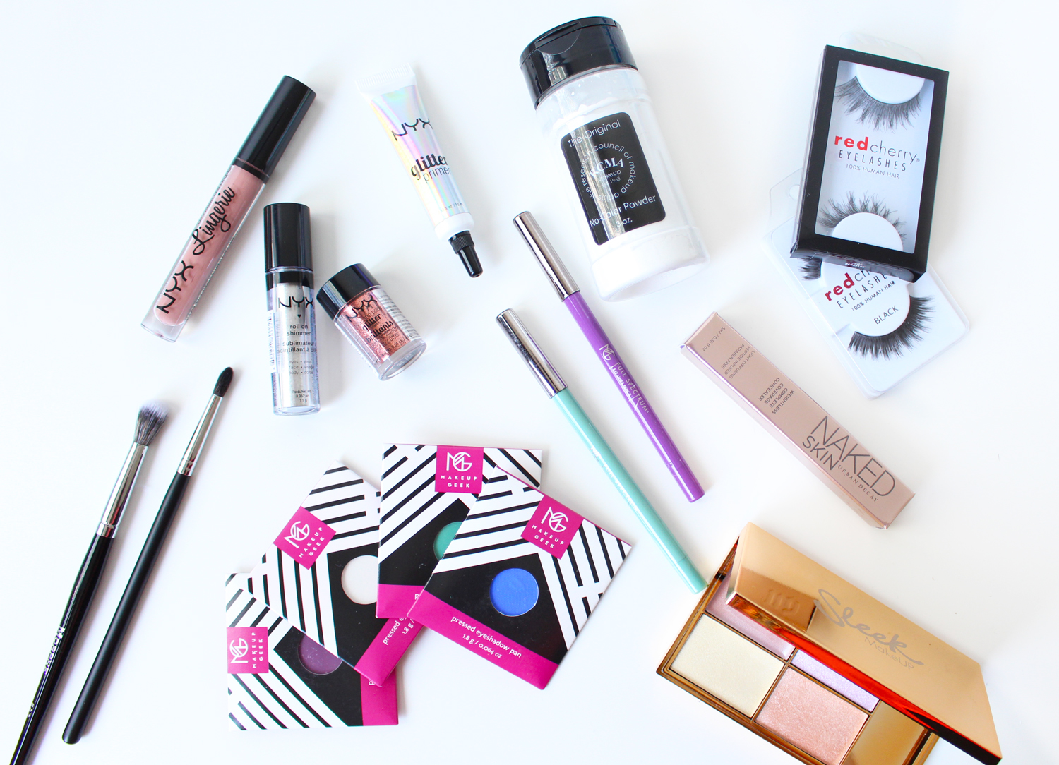 bloggers made me buy it makeup haul