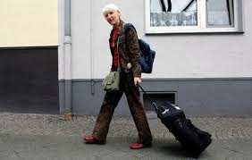 Heidemarie Schwermer-Vivir sin dinero