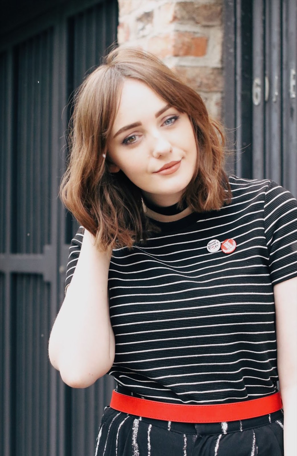 Liverpool fashion blogger
