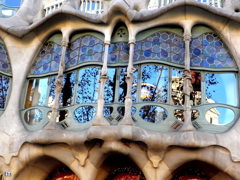 Casa Batló. Antonio Gaudí