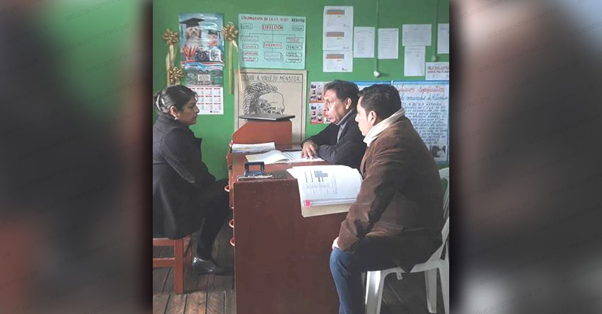 UGEL Santiago de Chuco inicia evaluación a docentes con cargos directivos [CRONOGRAMA] www.ugelsantiagodechuco.gob.pe