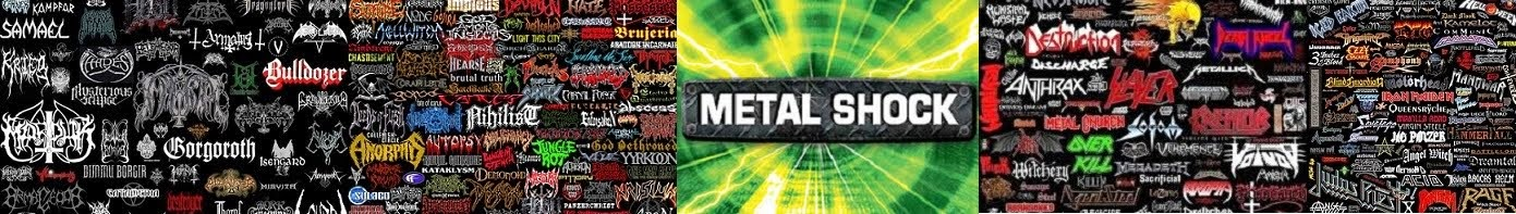Metal e Rock Music