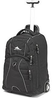 High Sierra Freewheel Laptop Backpack