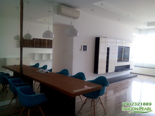 Saigon Pearl Apartment for rent, Topaz 1, view of District 2