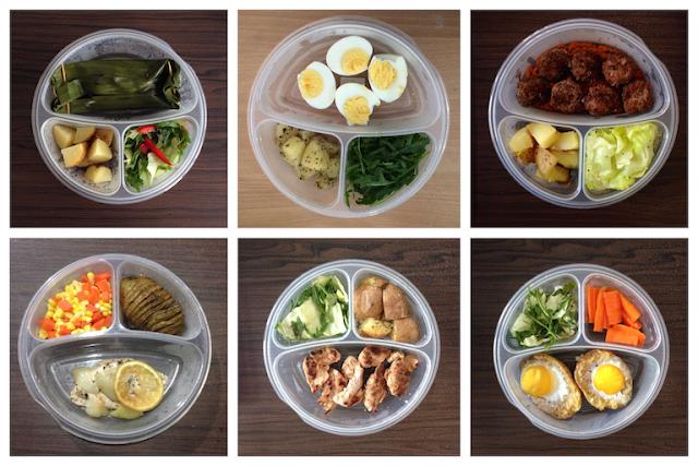 Menu Diet Sehat Untuk Menurunkan Berat Badan Saat Makan Siang