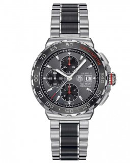 7cf8922d2e7 Comprar Tag Heuer Formula 1 calibre 16 Cronografo Relojes de ceramica de  hombres es copia