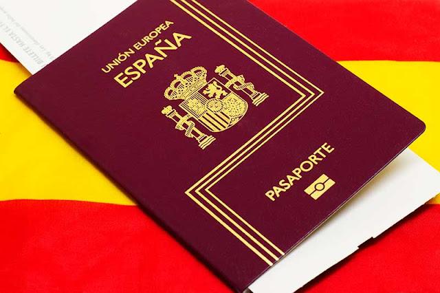 كيفية الحصول على الجنسية الاسبانية 2018