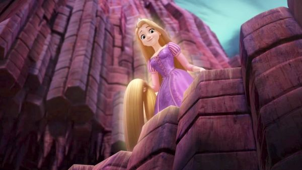 RAPUNZEL: It looks like you two could use a lift