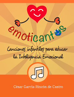 El libro-manual docente de Emoticantos. disponible en Amazon!