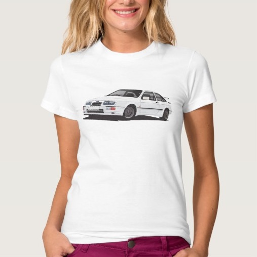 Ford Sierra RS Cosworth t-shirt
