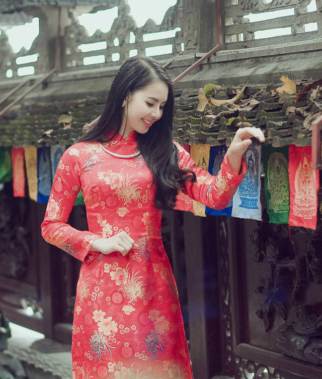 Duyen Vu - Happy Young Woman In The Spring