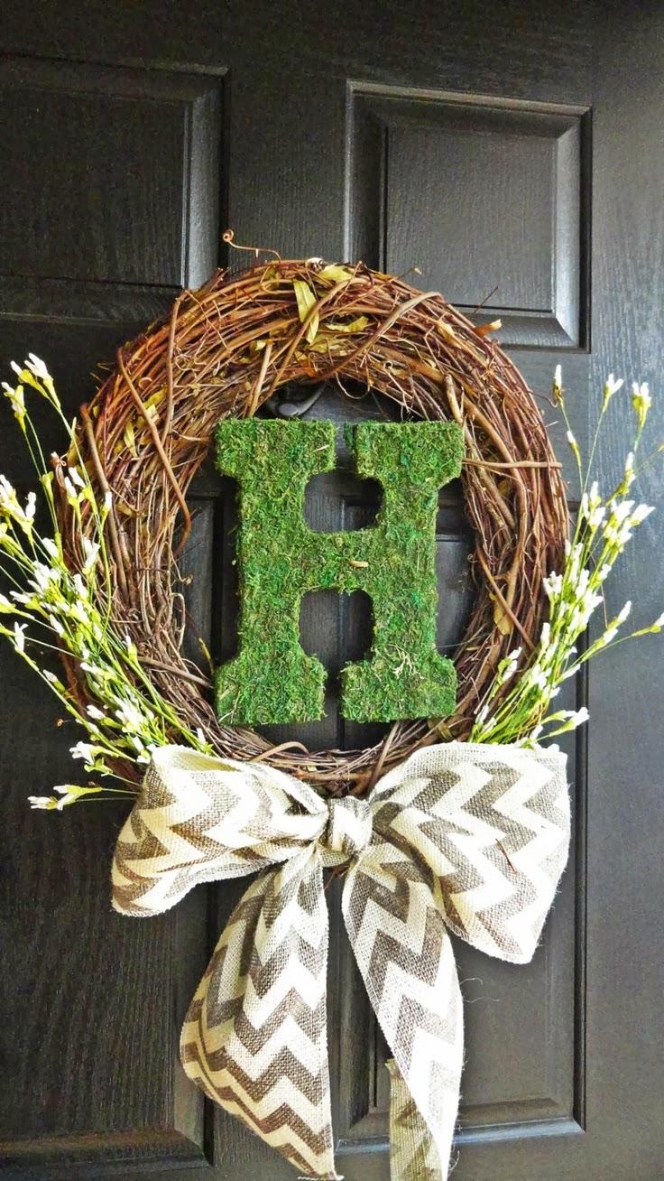 Crafty Texas Girls 11 Unique Spring Wreaths