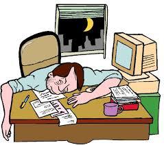 Tetap Sehat Saat Bekerja Lembur