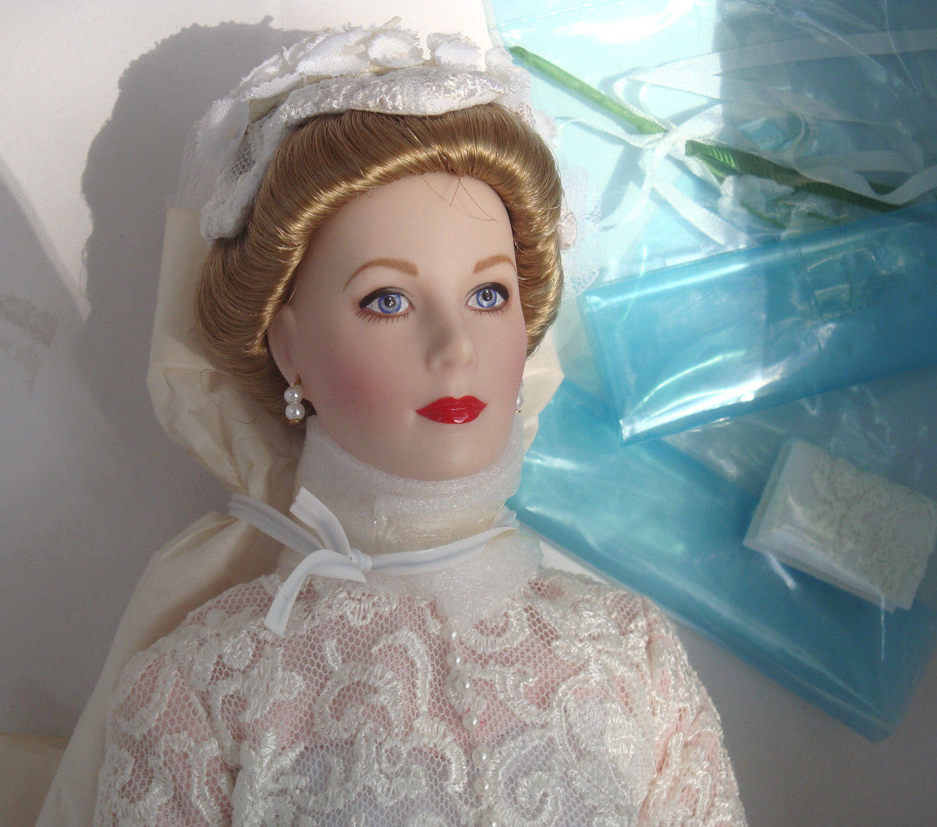 Dolly Bridal Collection: Franklin Dolls And Catalogues: Franklin Mint Doll Bridal