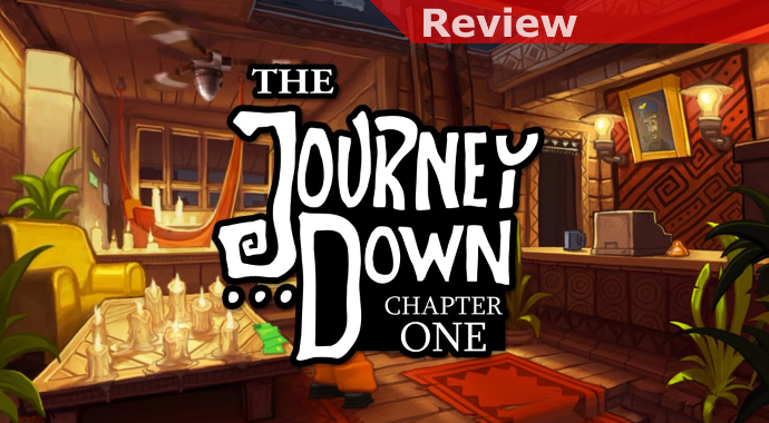 Nindie Spotlight Review The Journey Down Chapter 1 Nintendo Switch Eshop