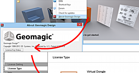 CAD Software Blog: New Geomagic Design Features & How to Move a License