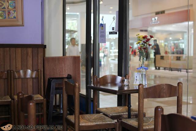 Cafe Breton Interior