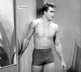 Sexy Tony Dow Nude Modeling Picture Gif