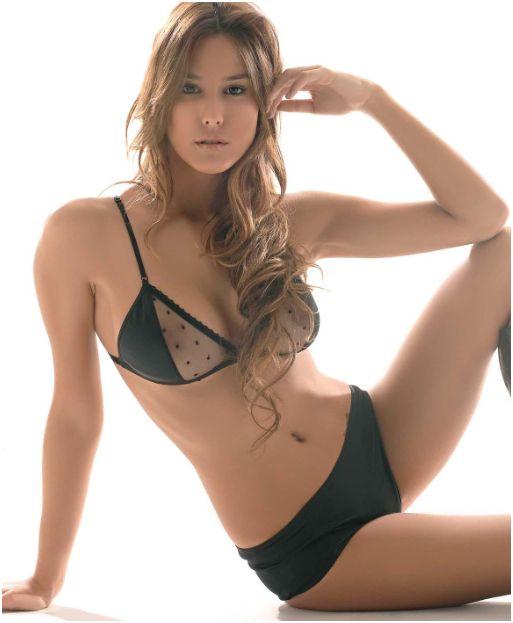 Sexy Latin Model 3