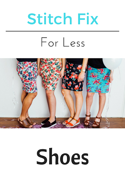 Stitch Fix, Stitch Fix for less, shoes, flats, heels, mules, wedges, sandals