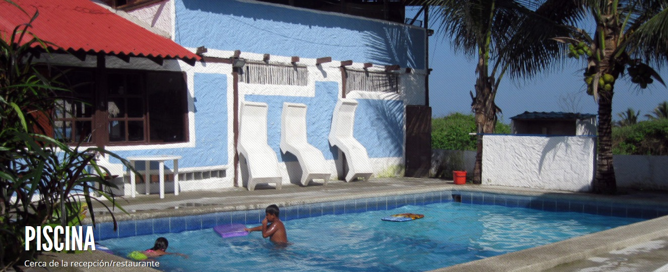 Hoteles hostales baratos en canoa manab ecuador turistico for Hoteles baratos en sevilla con piscina