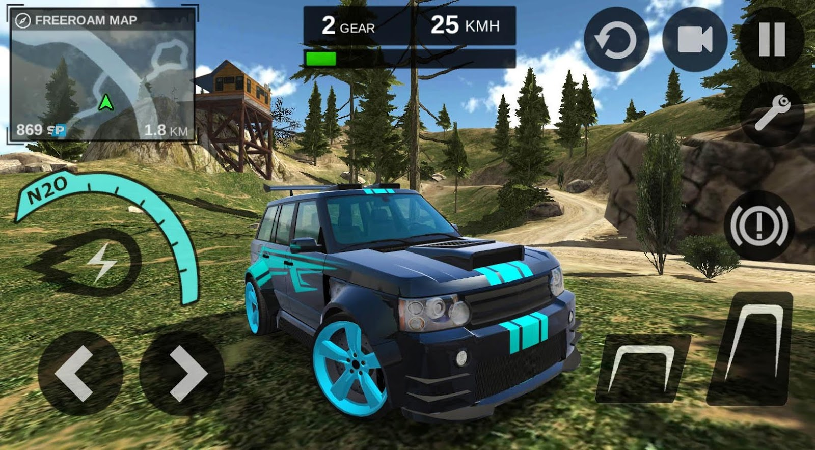 Speed Legends Open World Racing Car Driving MOD APK