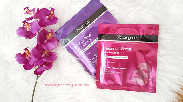 Neutrogena hidrojel maske