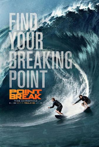 Point Break (BRRip 720p Dual Latino / Ingles) (2015)