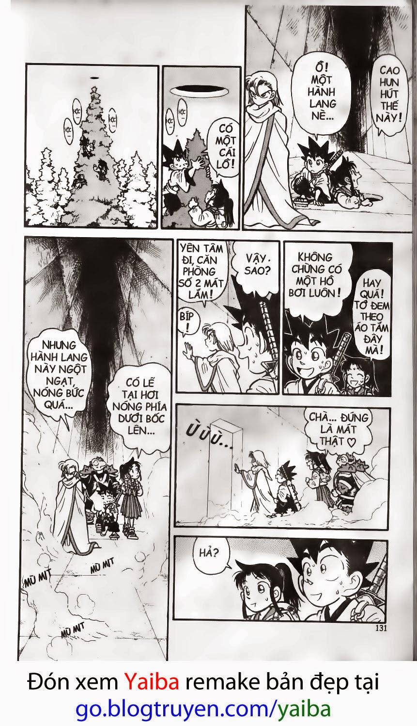 Yaiba chap 184 trang 14