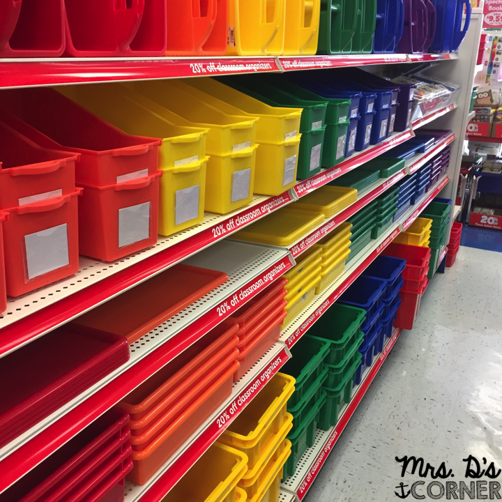 Classroom Organization Ideas For Special Education ~ Staying organized in sped color coded classroom mrs