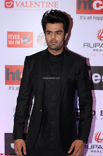 Red Carpet of Most Stylish Awards 2017 ~ Manish Paul (1).JPG