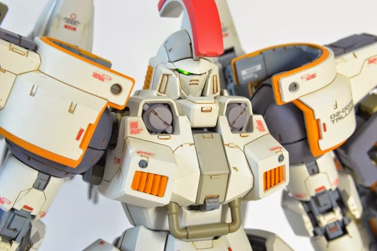 Custom Build: MG 1/100 Tallgeese I EW Ver.