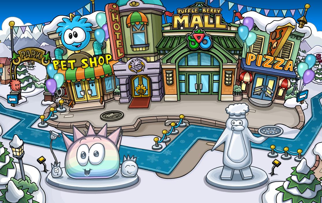 Club penguin actu fr tout sur club penguin et son actu - Club penguin gratuit ...
