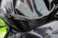 Netz: Greatlizard Außen multifunktionale Nylon taktische Tasche stark und dauerhaft im Freien Armee taktische Taschen (schwarz Python-Muster)